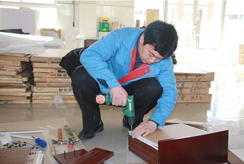 北京拆装家具